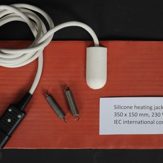 Silicone heating jacket 110 watt for the OD130 and OD150 mm.JPG